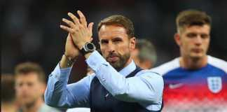 Pelatih Timnas Inggris, Gareth Southgate, sesalkan hasil imbang 0-0 di laga melawan Kroasia, dan katakan Inggris harusnya menang.