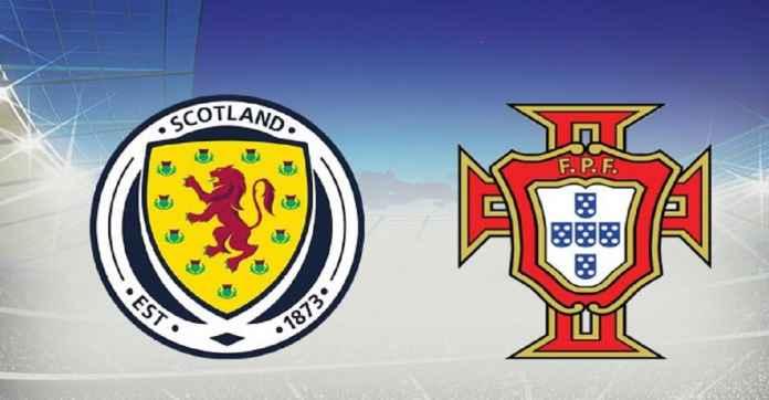 Berita Bola - Skotlandia menjamu Portugal dalam sebuah laga persahabatan yang akan digelar di Glasgow, Minggu (14/10) malam.