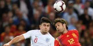 Alami kekalahan 2-3 dari Timnas Inggris, Timnas Spanyol ulang sejarah buruk yang pernah mereka bukukan 55 tahun silam!