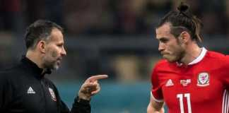 Berita Bola, Timnas Wales, Gareth Bale, Ryan Giggs