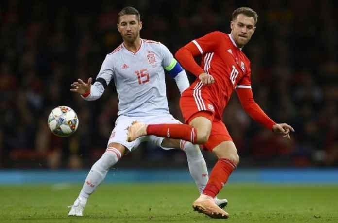 Berita Bola - Timnas Wales akan bermain tanpa kapten sekaligus bintang andalannya, Aaron Ramsey, saat mereka tandang ke markas Timnas Irlandia di Dublin tengah pekan ini.