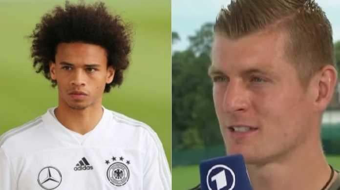 Berita Bola - Toni Kroos berusaha meredam kritiknya terhadap Leroy Sane, dan katakan ia justru memuji rekannya di Timnas Jerman itu.