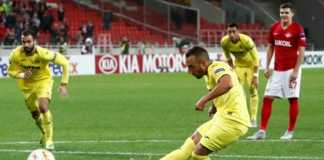 Berita Bola, Villarreal, Santi Cazorla, Liga Europa
