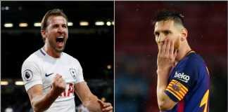 Berita Liga Champions, Barcelona, Tottenham Hotspur, Harry Kane, Lionel Messi