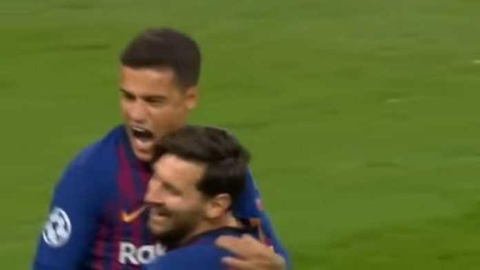 Berita Liga Champions, Barcelona, Tottenham Hotspur, Philippe Coutinho