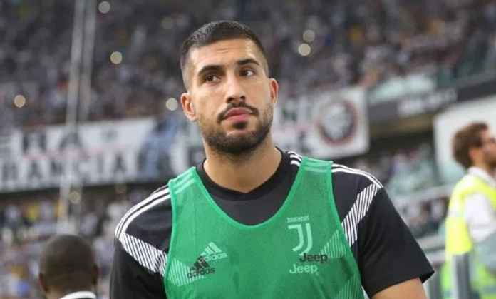 Liga Champions, Juventus, Manchester United, Emre Can