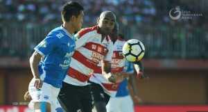 Persib Bandung Tanpa 10 Andalan Hadapi Madura United