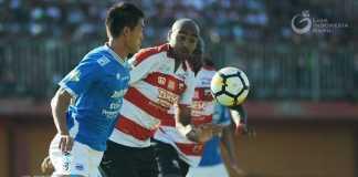 Berita LIga Indonesia - Persib Bandung tanpa 10 pemain andalan saat mereka harus menjamu Madura United di Stadion Batakan Balikpapan, Selasa (9/10).