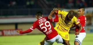 Berita Liga Indonesia - Alberto Goncalves minta rekan-rekanya di Sriwijaya FC tak terlena usai kalahkan Bali United, 3-2, akhir pekan kemarin.