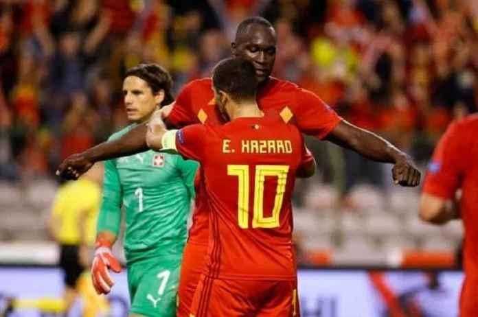 Berita Liga Inggris - Eden Hazard berharap Romelu Lukaku paceklik gol saat Chelsea menjamu Manchester United akhir bulan ini.