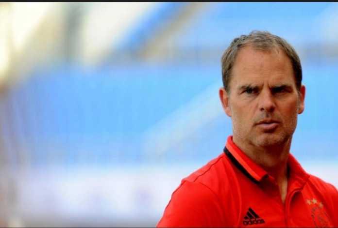 Berita Liga Inggris, Frank De Boer
