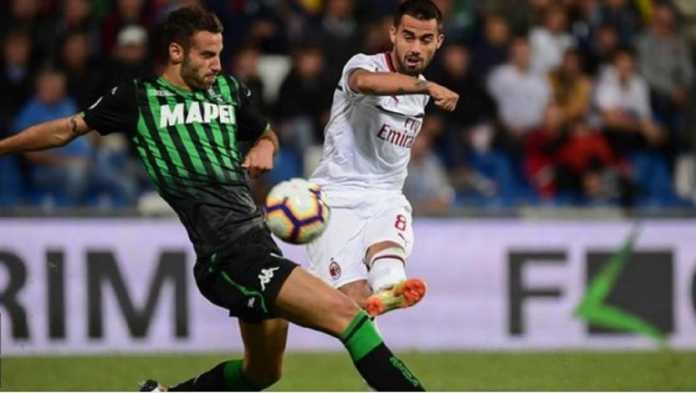 Berita Liga Italia, AC Milan, Sassuolo