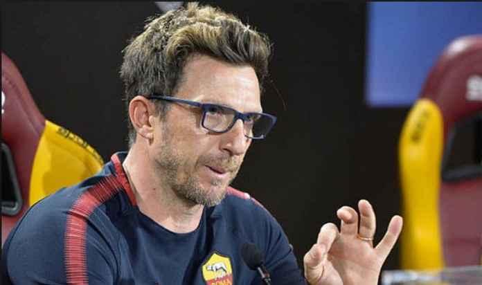 Berita Liga Italia - Jelang pertandingan antara AS Roma melawan SPAL, pelatih Giallorossi, Eusebio Di Francesco, peringatkan Edin Dzeko mengenai permainannya.