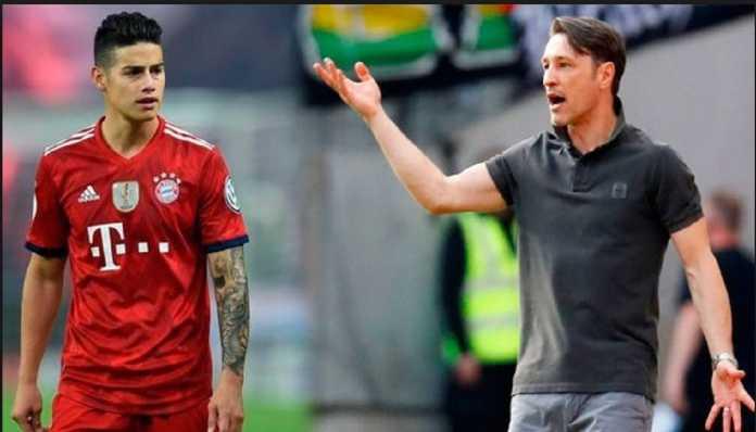 Bayern Munchen, James Rodriguez