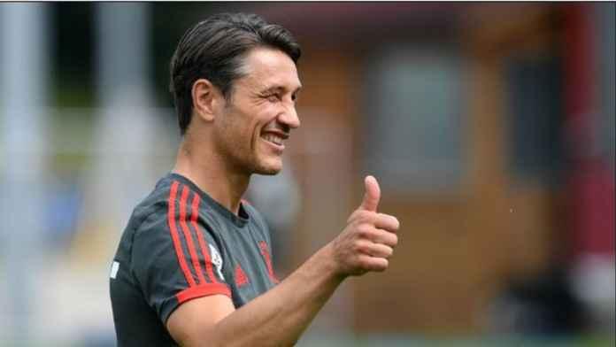 Pelatih Niko Kovac dapat dukungan dari para petinggi Bayern Munchen.