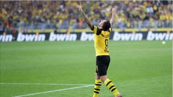 Liga Jerman, Borussia Dortmund, Paco Alcacer