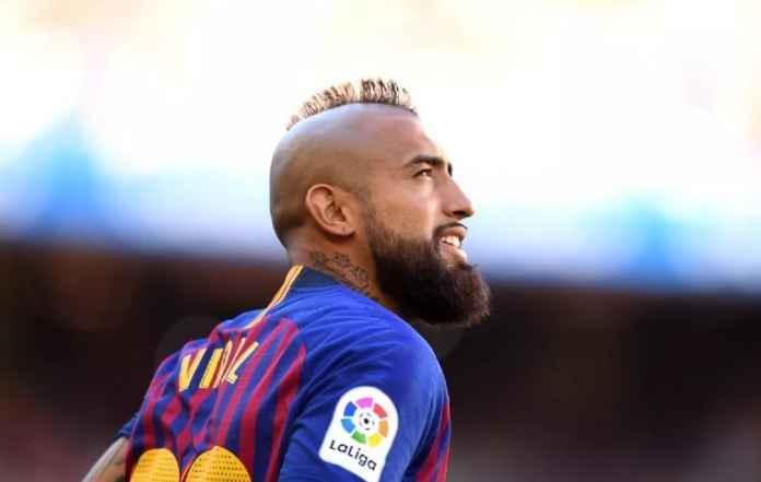 Berita Liga Spanyol - Sempat mengaku tak bahagia di Barcelona, Arturo Vidal kini mengaku ingin bermain di Meksiko.