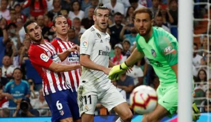 Berita Liga Spanyol, Real Madrid, Atletico Madrid, Gareth Bale