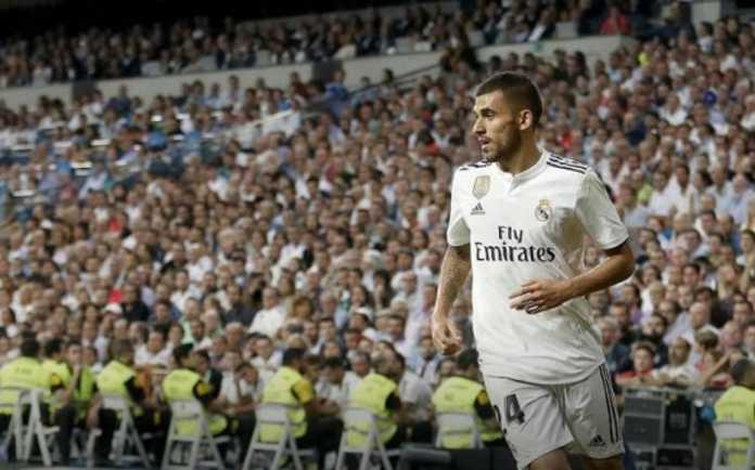 Berita Liga Spanyol, Real Madrid, Dani Ceballos