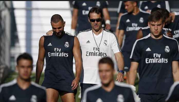Berita Liga Spanyol - Pelatih Real Madrid, Julen Lopetegui, diberitakan telah membuat 11 line-up berbeda dalam 11 laga awal musim ini.