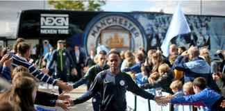 Real Madrid siap ajukan dana 100 juta poundsterling untuk datangkan Raheem Sterling dari Manchester City, Januari nanti.