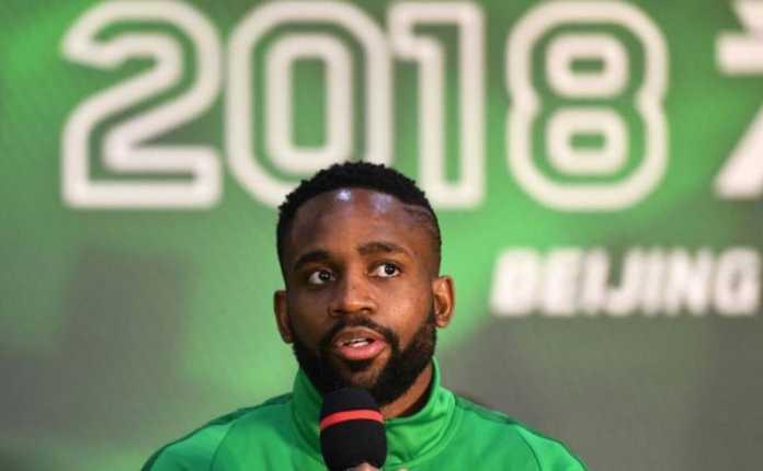 Berita Transfer - Eks Villarreal yang kini membela Beijing Gouan, Cedric Bakambu, kabarnya jadi incaran Tottenham Hotspur, Januari nanti.