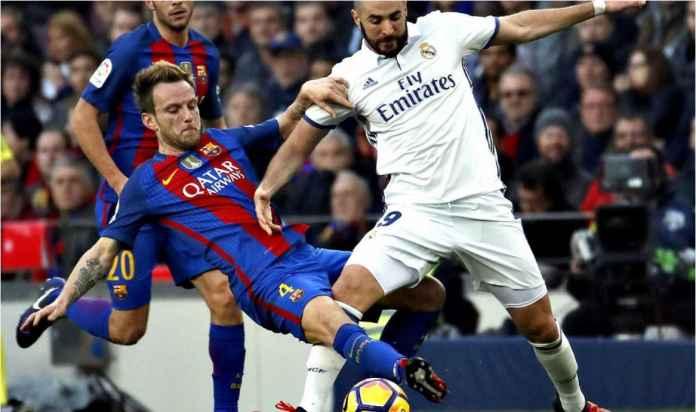 El Clasico, Ivan Rakitic, Karim Benzema