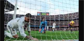 El Clasico, Real Madrid, Sergio Ramos, Thibaut Courtois