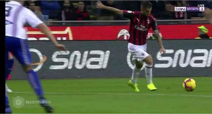 Hasil AC Milan vs Sampdoria, Liga Italia