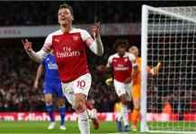 Hasil Arsenal vs Leicester City, Liga Inggris