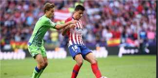 Hasil Atletico vs Real Betis, Liga Spanyol
