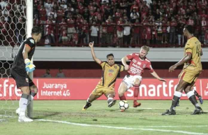 Hasil Bola - Bali United bertemu Mitra Kukar di pekan ke-25 Liga 1 Indonesia, Senin (15/10) malam ini, dan bertekad amankan poin sempurna di kandang.