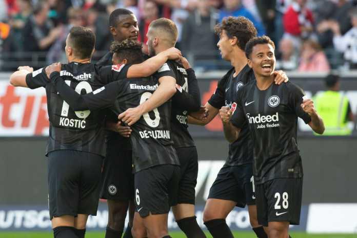 Hasil Eintracht Frankfurt vs Lazio, Liga Europa