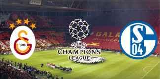 Hasil Galatasaray vs Schalke 04, Liga Champions