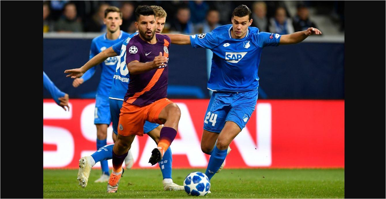 Hasil Hoffenheim Vs Manchester City Skor Akhir 1 2
