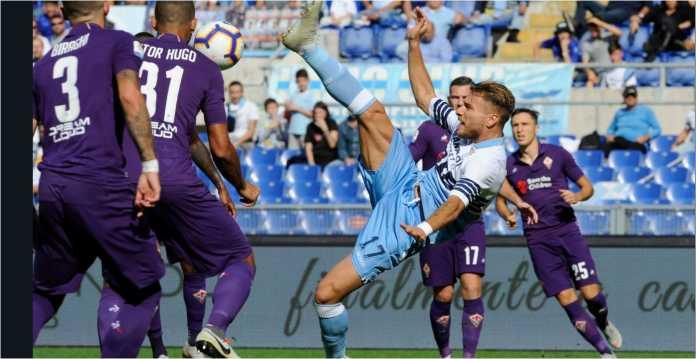 Hasil Lazio vs Fiorentina, Liga Italia