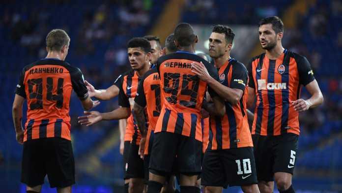 Hasil Liga Champions antara Olympique Lyon vs Shakhtar Donetsk