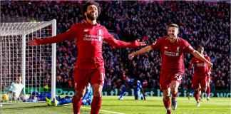 Hasil Liverpool vs Cardiff City, Liga Inggris