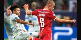 Hasil Lokomotiv Moscow vs Schalke, Liga Champions