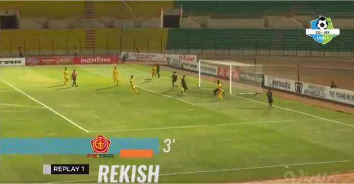 Hasil PS TIRA vs Bhayangkara FC, Liga 1 Indonesia