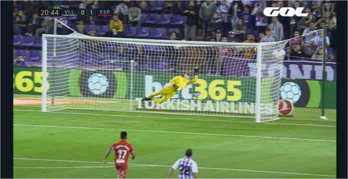 Hasil Real Valladolid vs Espanyol, Liga Spanyol