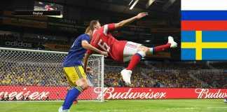 Hasil Rusia vs Swedia, UEFA Nations League
