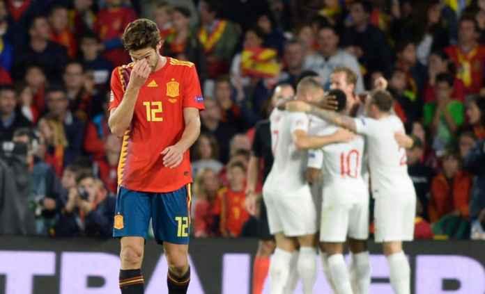 Hasil Spanyol Vs Inggris Di Uefa Nations League