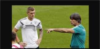 Keberlangsungan Joachim Low di timnas Jerman dalam bahaya besar usai kalah 2-1 di tangan Prancis pada ajang UEFA Nations League, Rabu