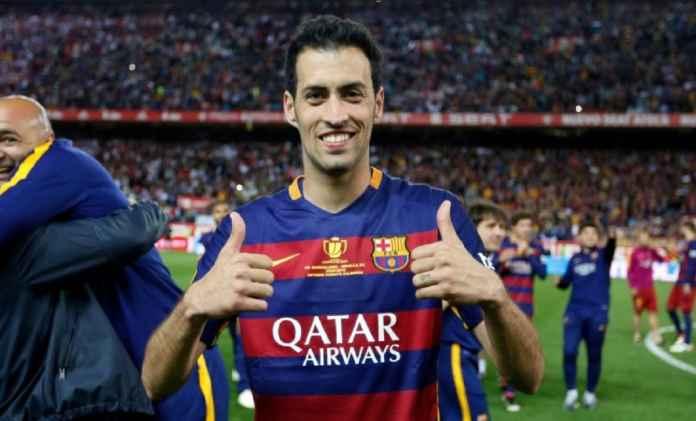 Liga Champions, Barcelona, Inter Milan, Sergio Busquets