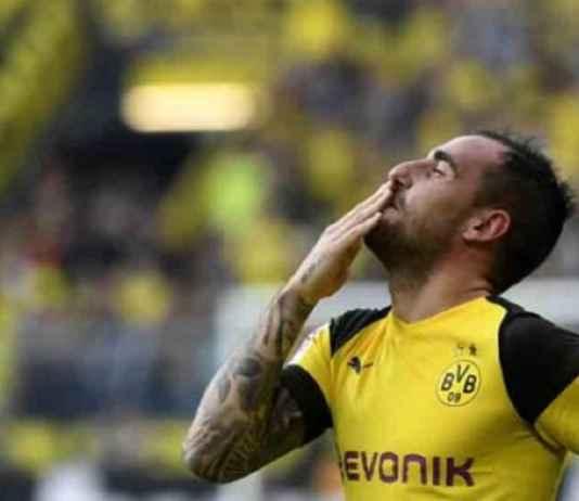 Liga Champions, Borussia Dortmund, Atletico Madrid, Paco Alcacer