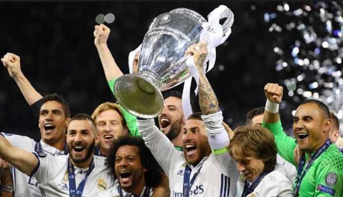 Liga Champions, Real Madrid, Uefa