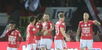 Liga Indonesia, Bali United, Borneo FC