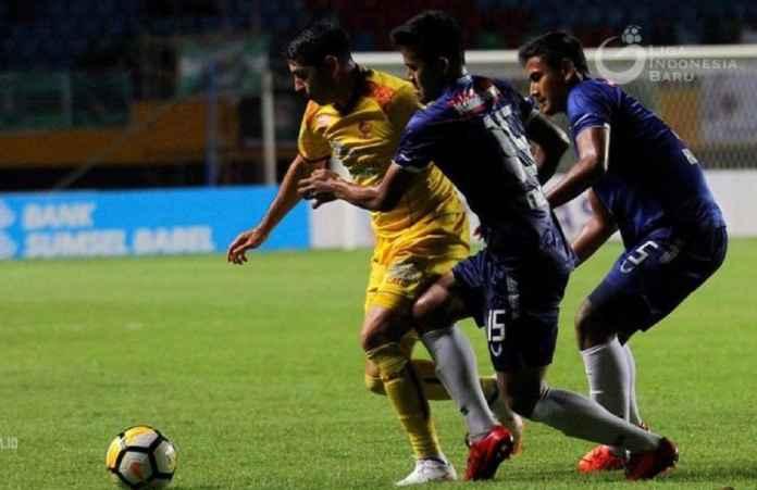 Liga Indonesia, PSIS Semarang, Sriwijaya FC