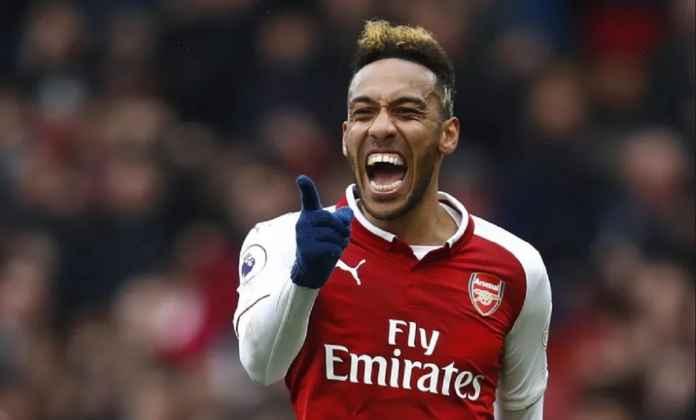 Liga Inggris, Arsenal, Pierre-Emerick Aubameyang